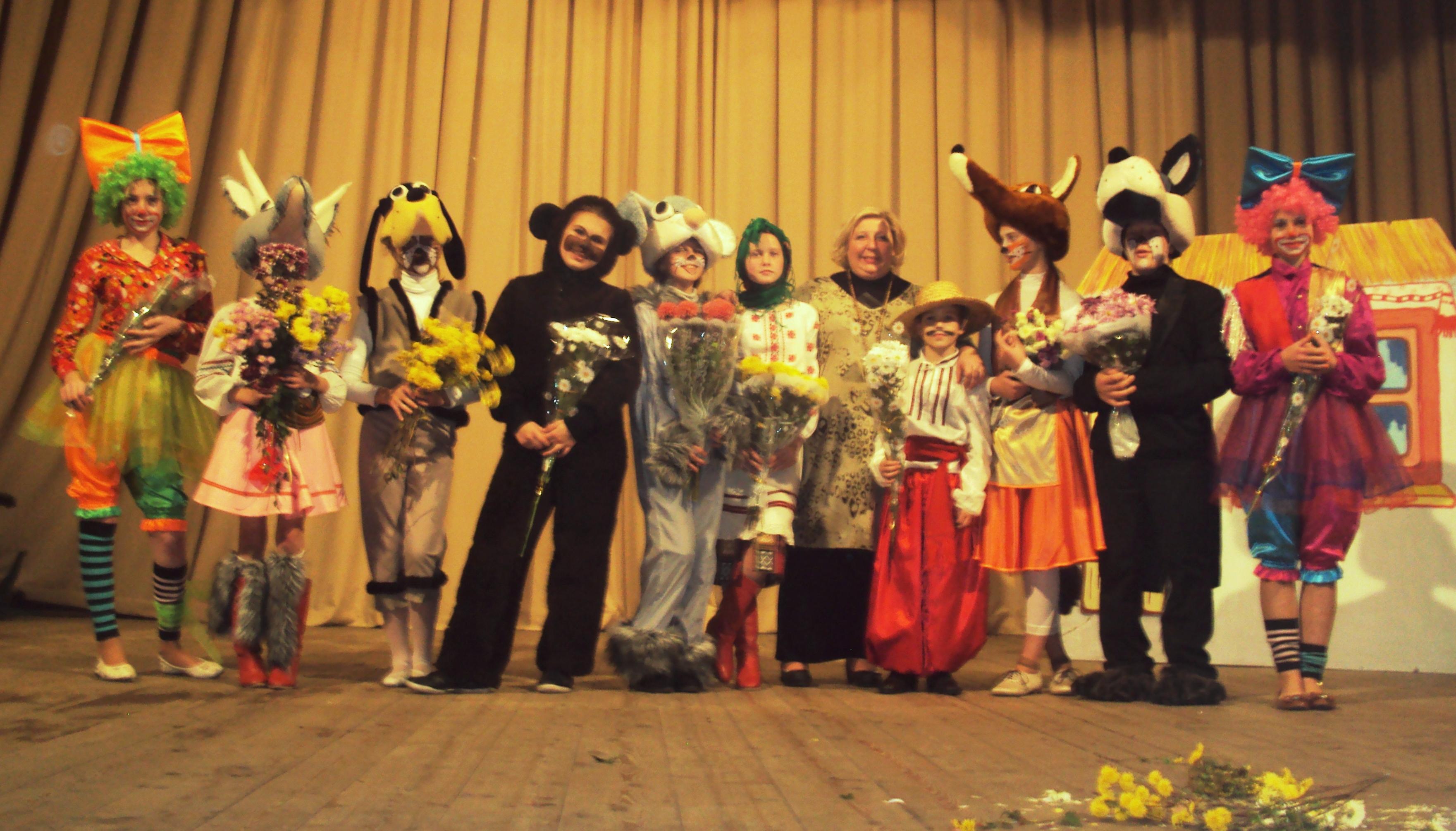 Зразковий молодіжний театр «Токос»
