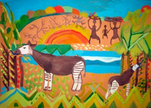 Okapi by Roman Oleynik