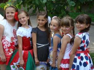 Учасники концерту, клас викладача Ірини Красовської