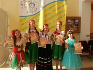 Переможці Всеукраїнського конкурсу Зірковий тріумф