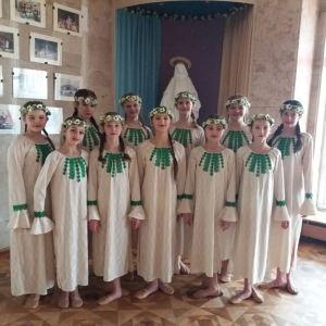 зразковий ансамбль сучасного танцю Купава